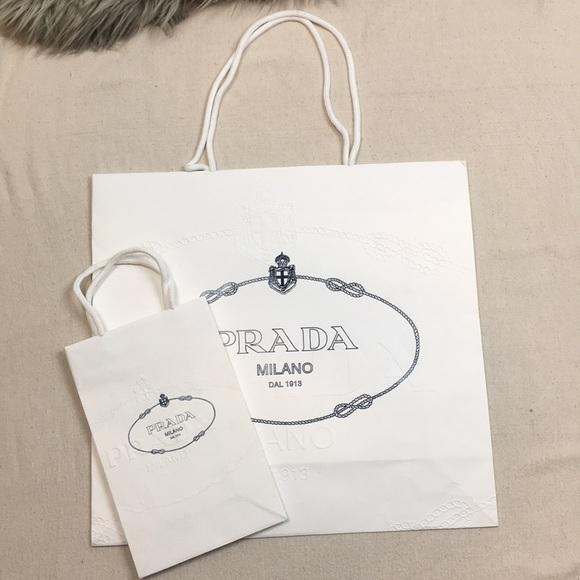 d9c17511ad2b Prada Bags   2 Authentic Shopping   Poshmark